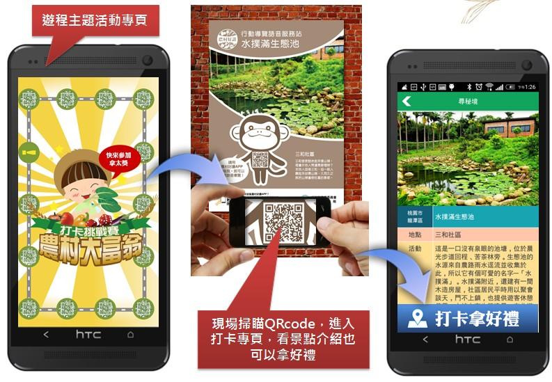 農村大富翁打卡挑戰賽手機畫面